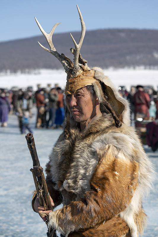 Ice Festival in Mongolia photo by Nitin Gera